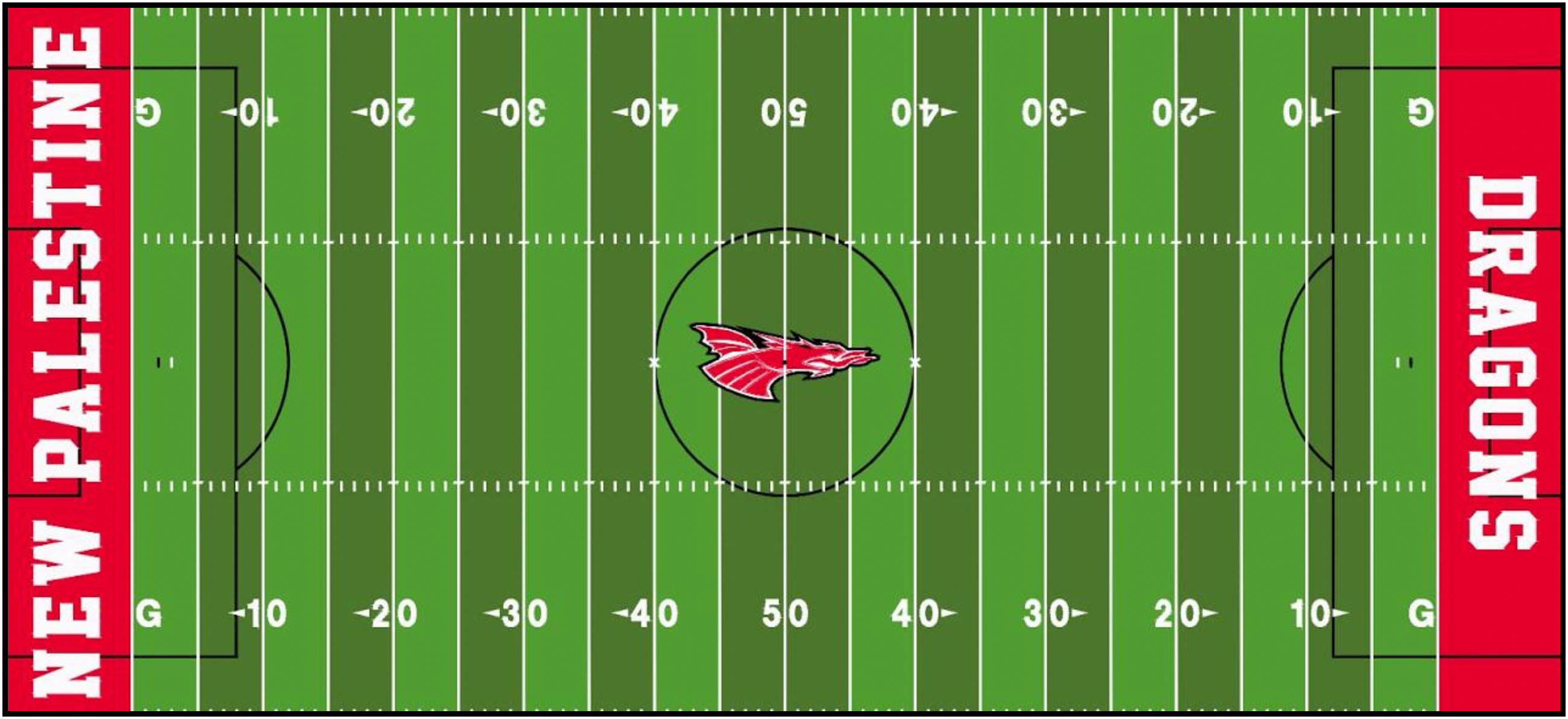 Rendering of the new Shepler Field at Kelso Stadium
